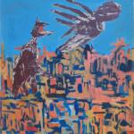 1999 Ptaci-V 50x35cm