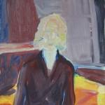 2001 portret 45x30cm
